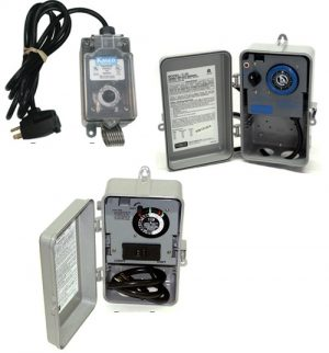 Kasco De-icer Thermostat Controllers timers